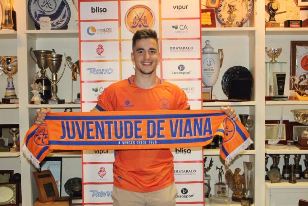 Juventude Viana aposta em jovens internacionais para a próxima época