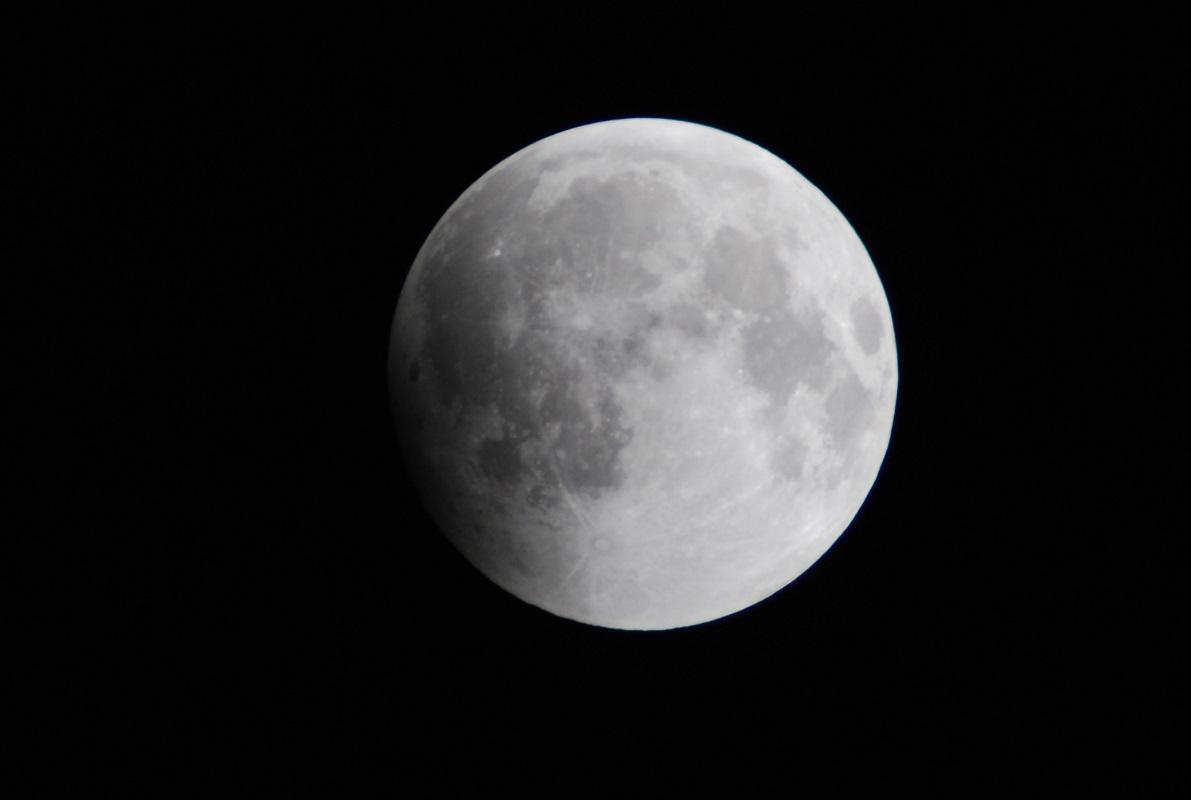Eclipse Penumbral da Lua acontece esta sexta-feira