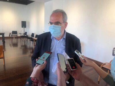 Presidente da Câmara de Viana apela à população para usar máscara no espaço público