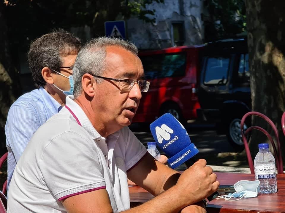 Viana em Movimento: Emissão especial em direto de Darque