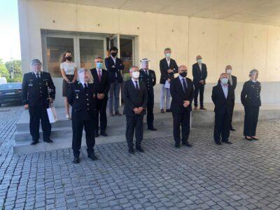 Primeiro Banco de Provas de Armas de Fogo e Munições da PSP abre em Viana em junho de 2021 num investimento de 2,5 ME