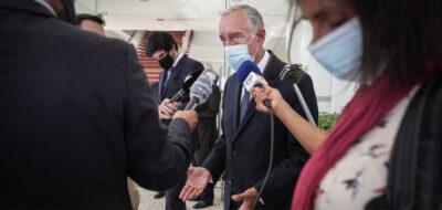 """Marcelo defende """"política da verdade"""" mesmo que isso tenha custos no turismo"""