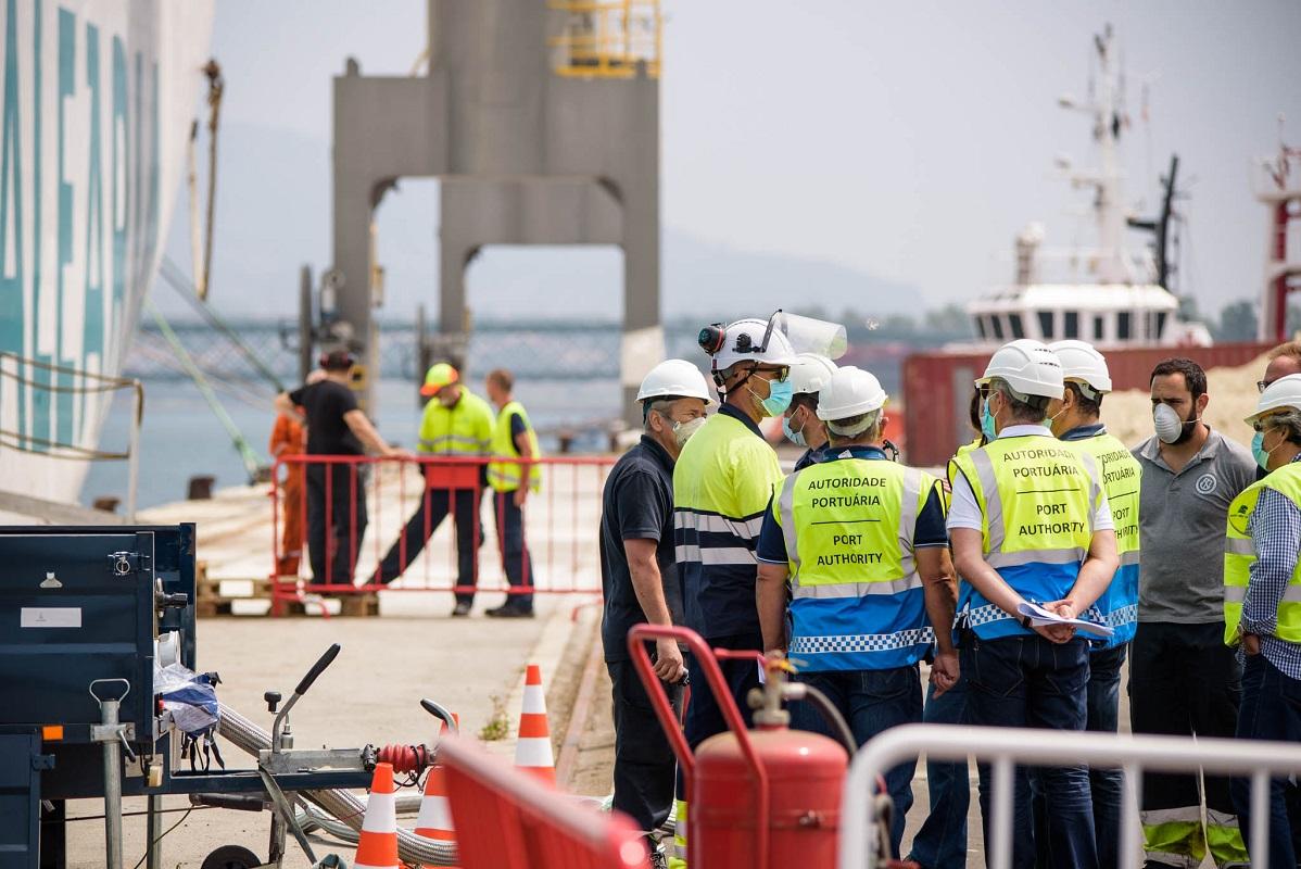 Porto de Viana do Castelo regista subida de 6,7% nas exportações
