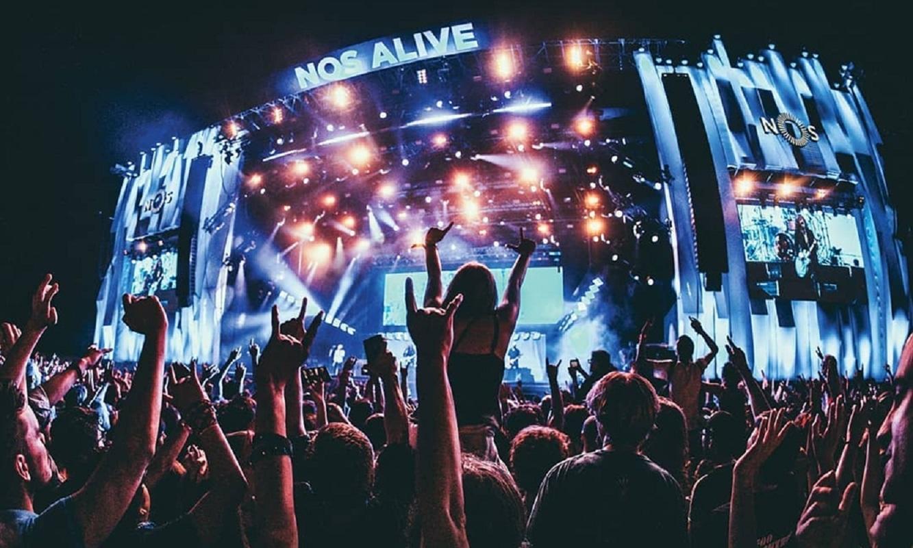 Festival Alive junta Strokes, Faith No More e La Roux ao cartaz de 2021