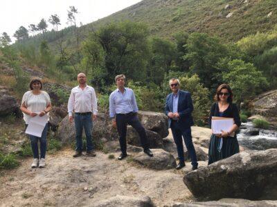 Câmara de Arcos de Valdevez inicia passadiços na Ecovia de Loureda/Cabreiro