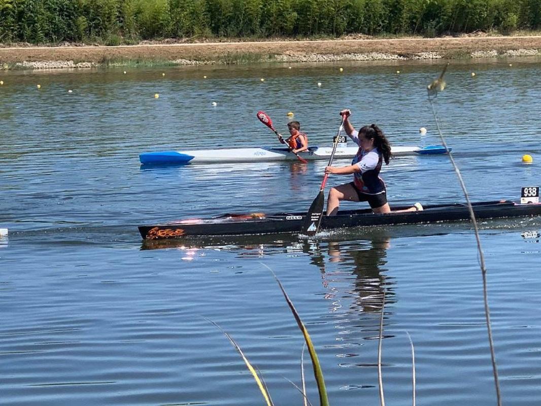 Darque Kayak Clube arrecada mais duas medalhas nacionais
