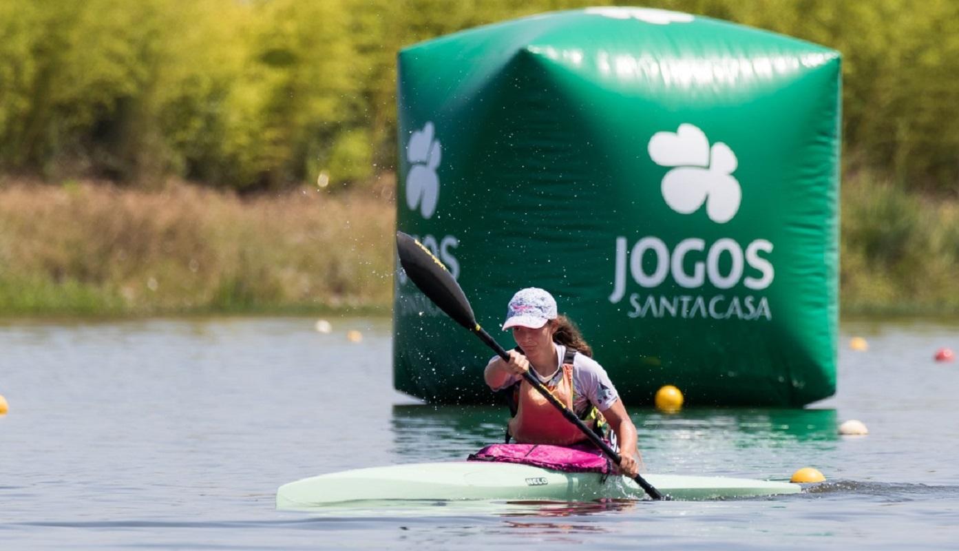 Atleta do Darque Kayak Clube é Campeã Nacional de Esperanças