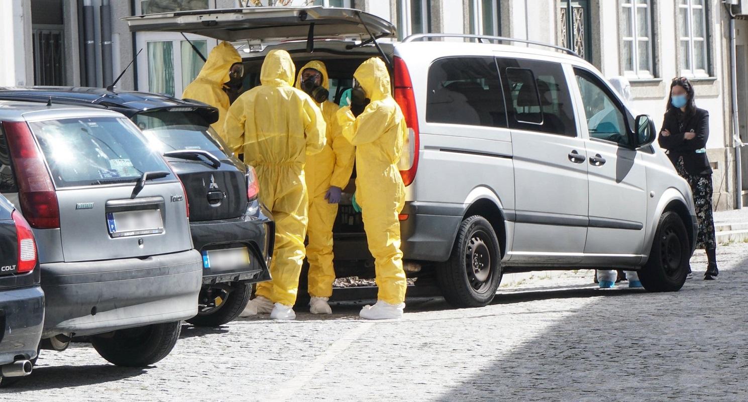 Covid-19: GNR descontaminou mais de 200 instalações desde o início da pandemia