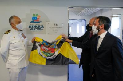 Museu Virtual da Memória Marítima de Viana do Castelo inaugurado no navio Gil Eannes