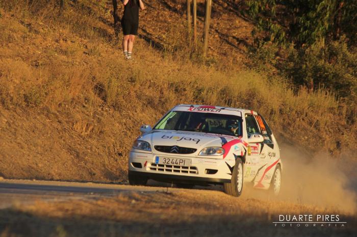 Rali: Sortes diferentes para João Alves e para a Nortaluga Racing no Rali de Castelo Branco