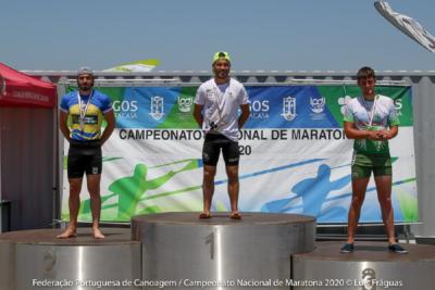Viana Garças Clube conquista três medalhas no Campeonato Nacional de Maratona de Canoagem
