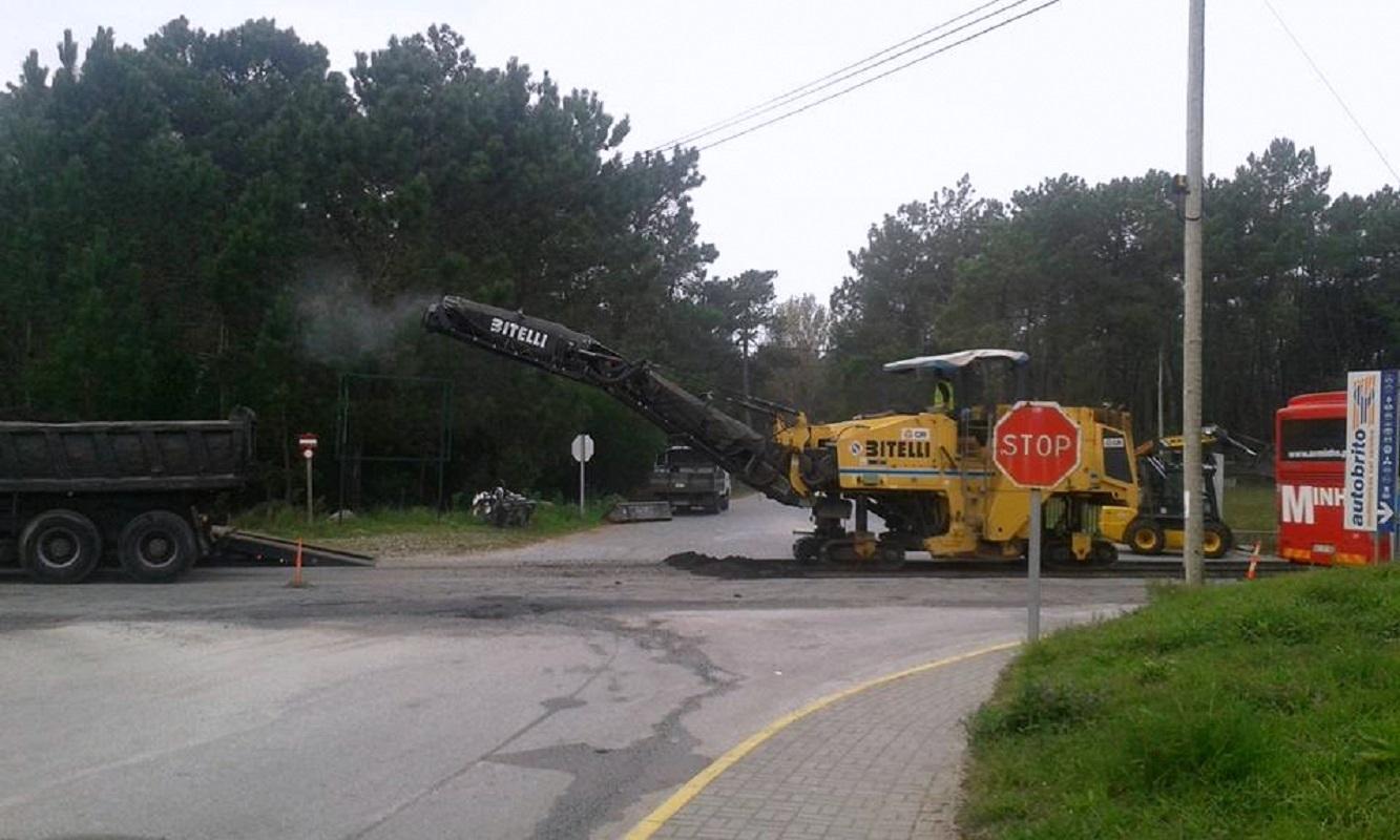 Viana do Castelo abre concurso público para reabilitar estradas e caminhos municipais em 13 freguesias