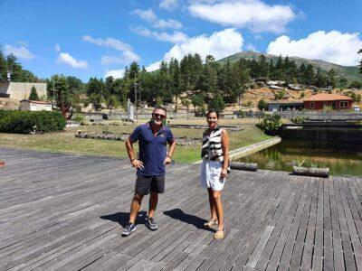 Famosos escolhem Arcos de Valdevez para tirar uns dias de férias