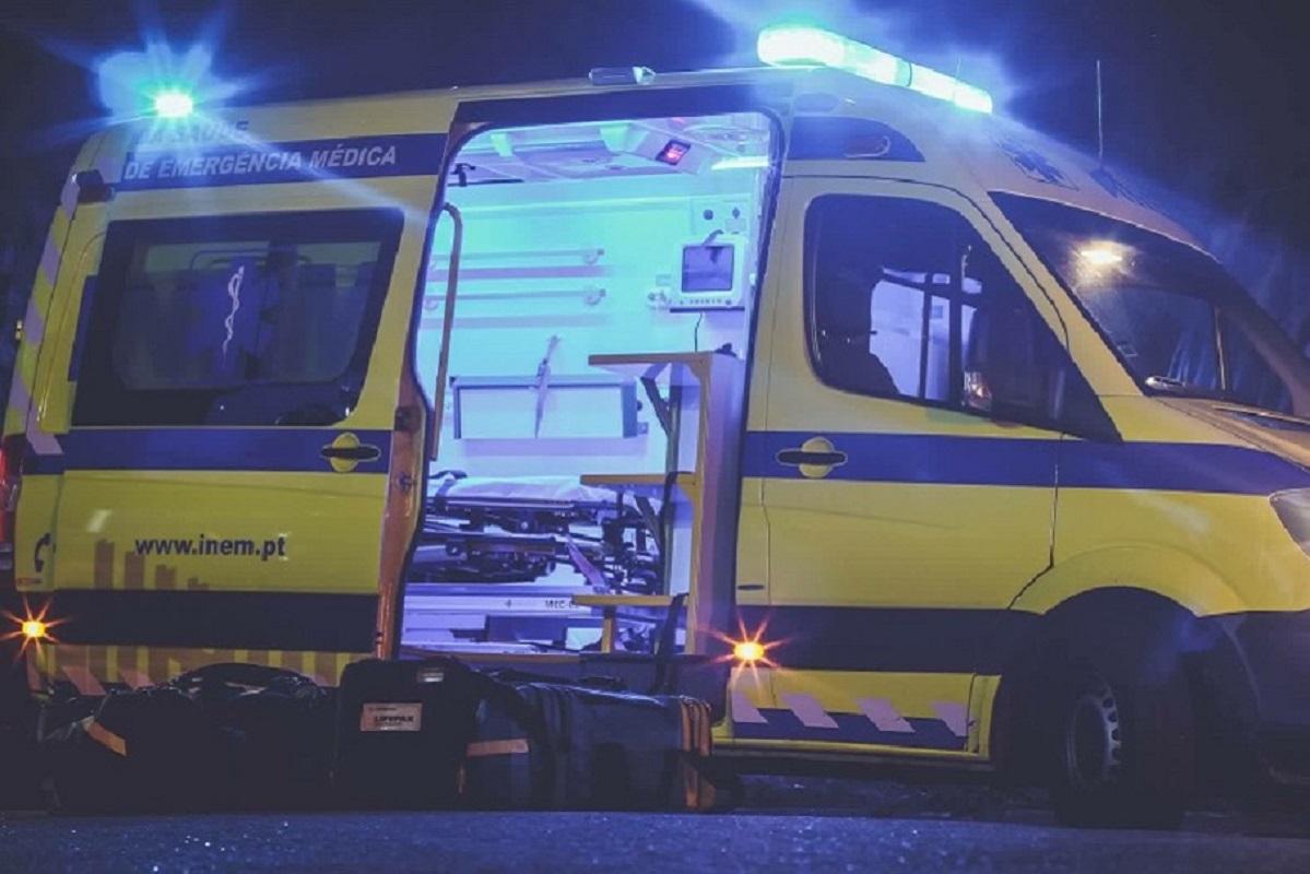 INEM realizou na primeira semana de setembro 1.935 transportes de casos suspeitos