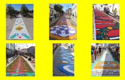 Associação de Reformados de Viana prepara exposição sobre os tapetes da ribeira