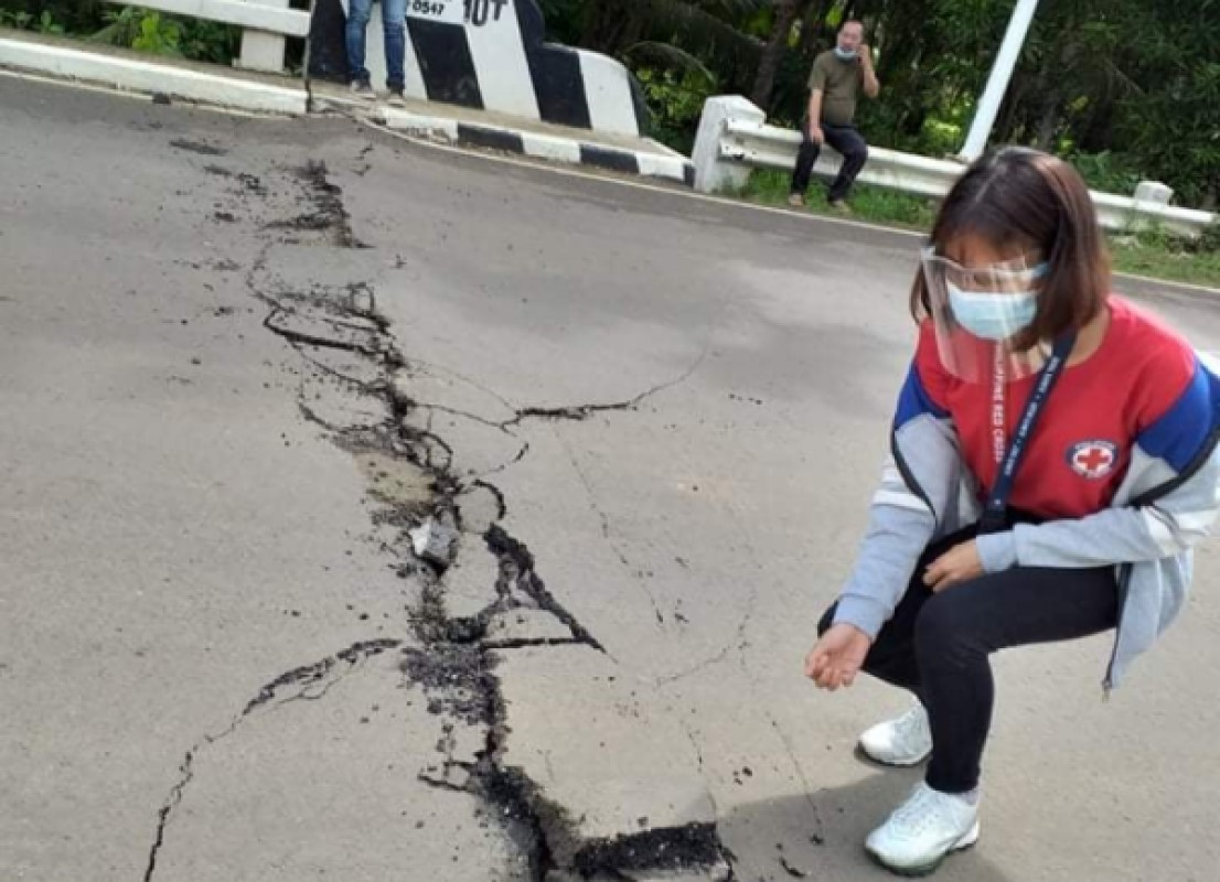 Sismo de magnitude 6,7 registado nas Filipinas