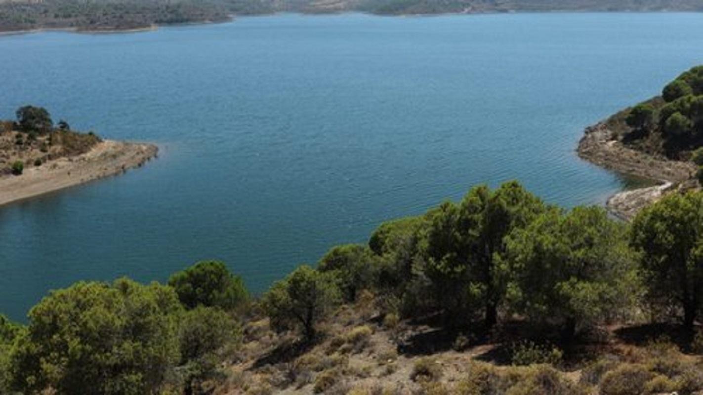 Todas as bacias hidrográficas com menos água no final de julho