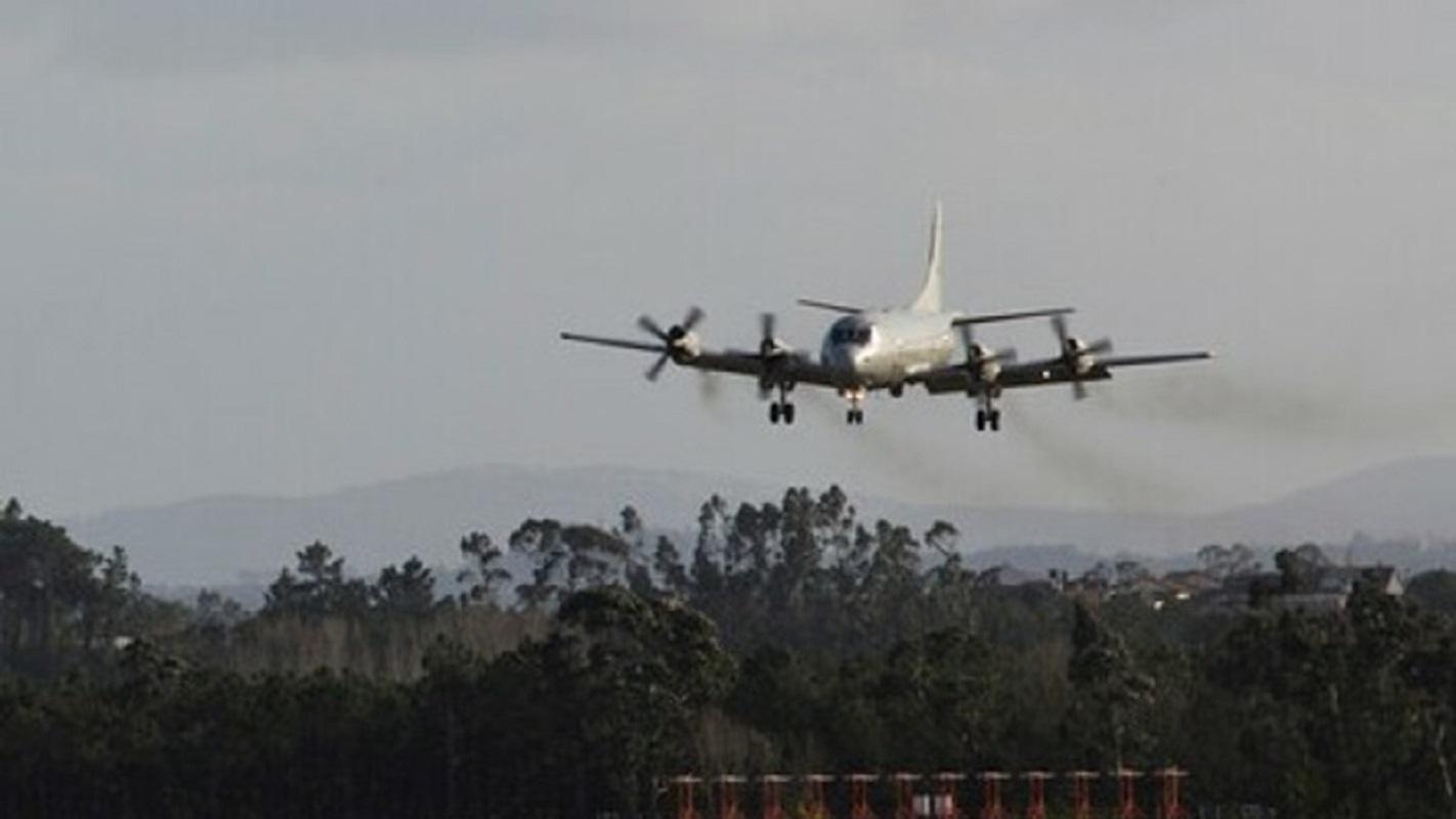 Avião da Força Aérea tem sobrevoado distrito de Viana do Castelo na prevenção de fogos