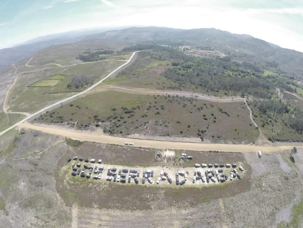 """Serra d'Arga: Abrir zonas classificadas à exploração de minerais é """"pecado maior"""""""