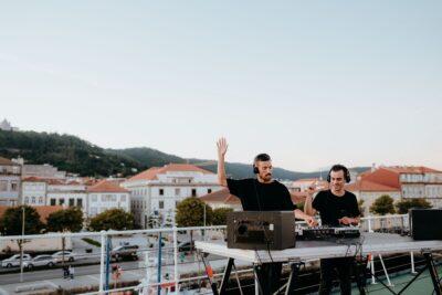 Mayze X Faria assinam 2ª edição do X Places no Navio Gil Eannes em Viana do Castelo
