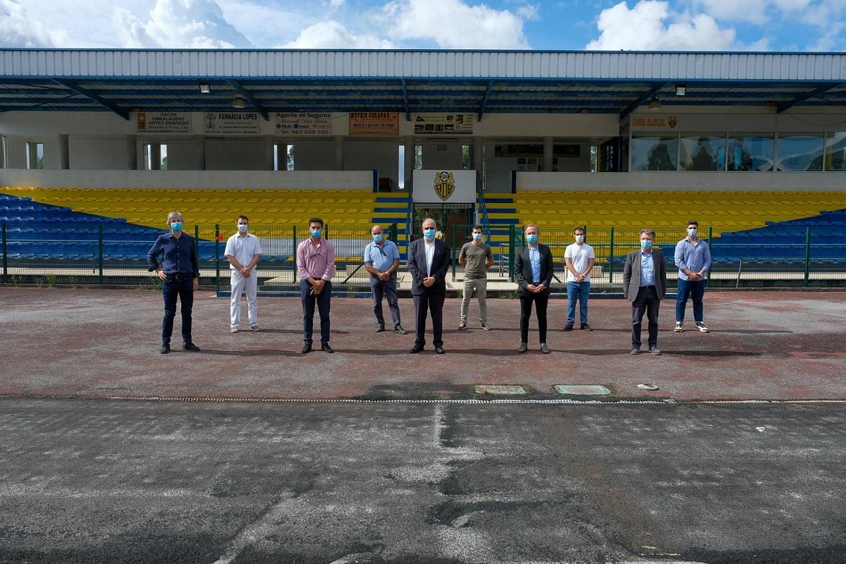 Viana do Castelo: Campo de jogos de Barroselas vai ser requalificado