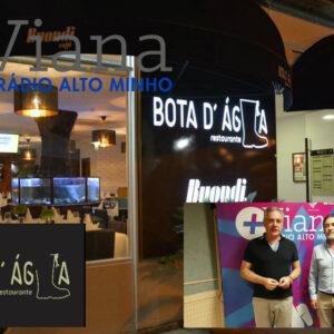 +Viana: Restaurante Bota D'Água