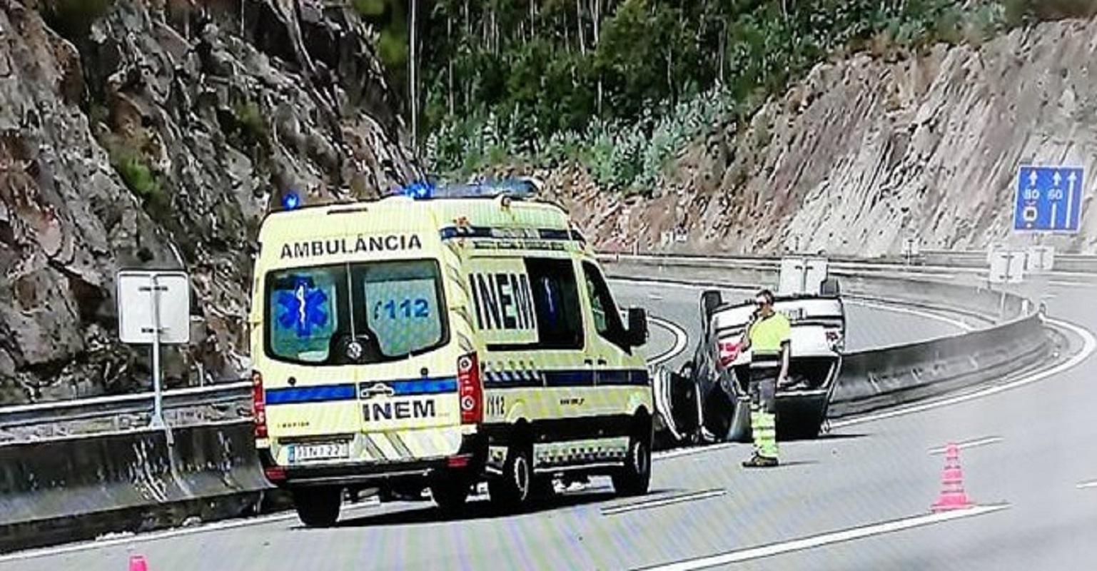 Menino de oito anos morre na sequência de acidente rodoviário em Outeiro