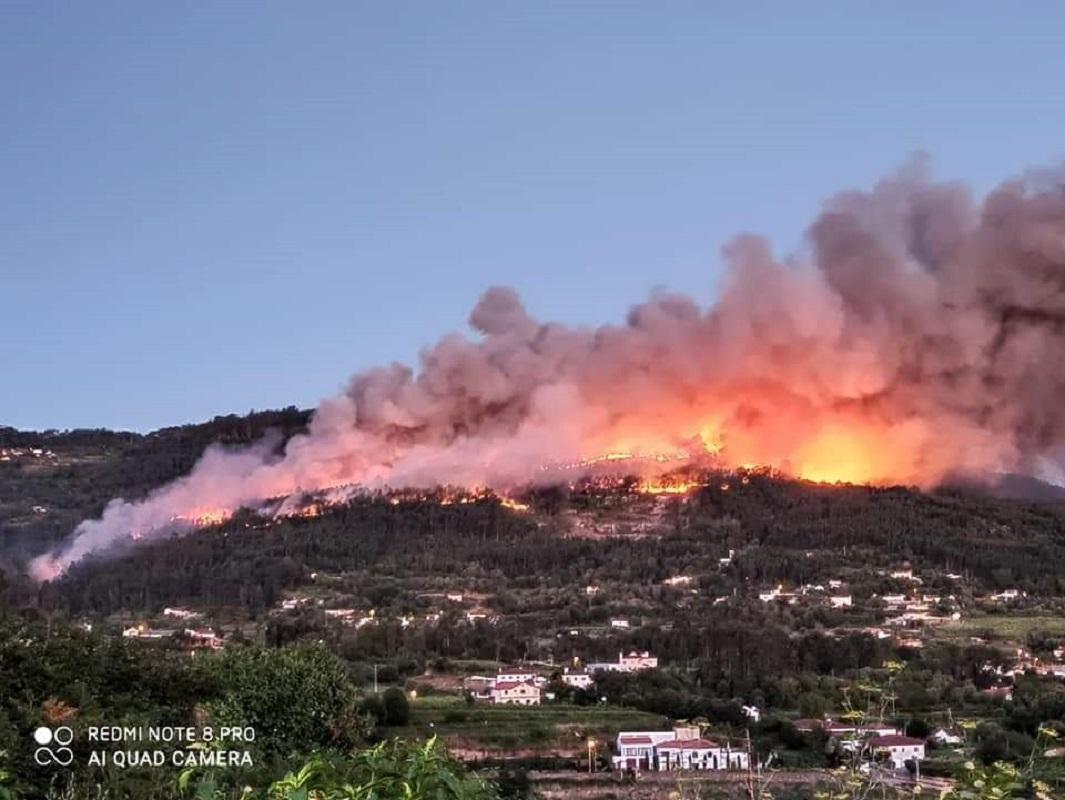 Ponte de Lima: Suspeitos de atear incêndio libertados sob caução de 50 mil euros