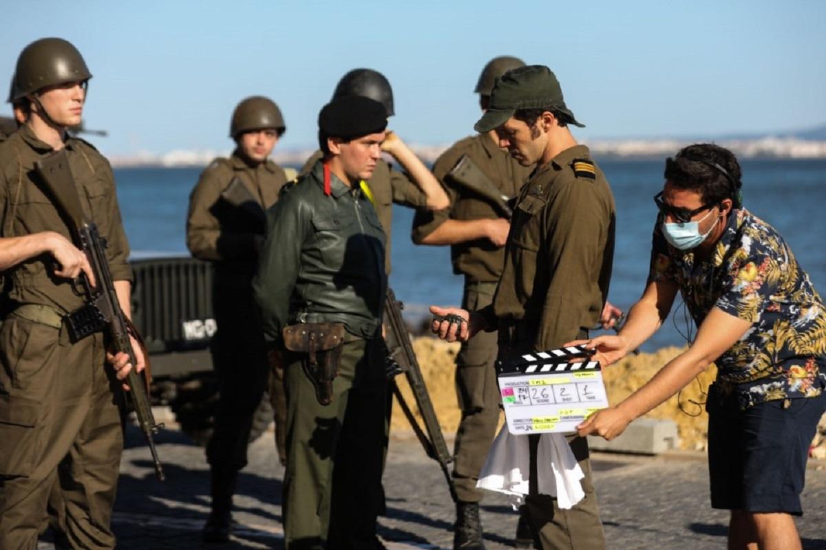 Filme sobre Salgueiro Maia estreia-se nos cinemas em abril de 2021