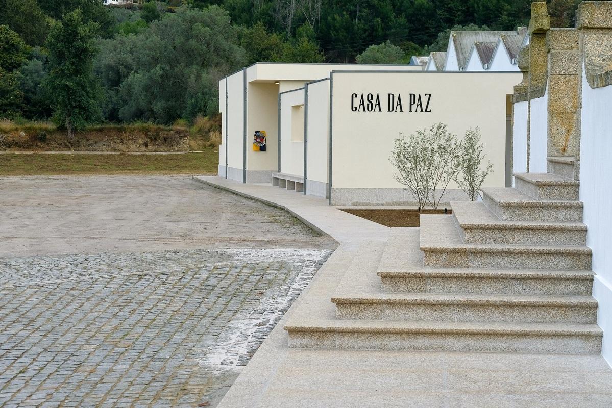 Inaugurada Capela da Paz em Vilar de Murteda