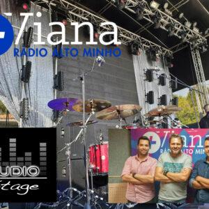 +Viana: Audiostage