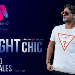 Night Chic – Dj Diego Morales (Ed. 128)