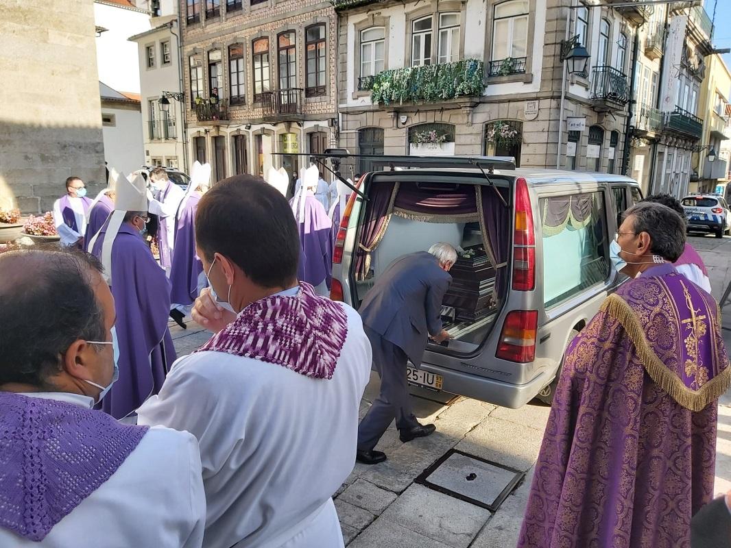 Diocese de Viana perdeu o último dos seus quatro Bispos