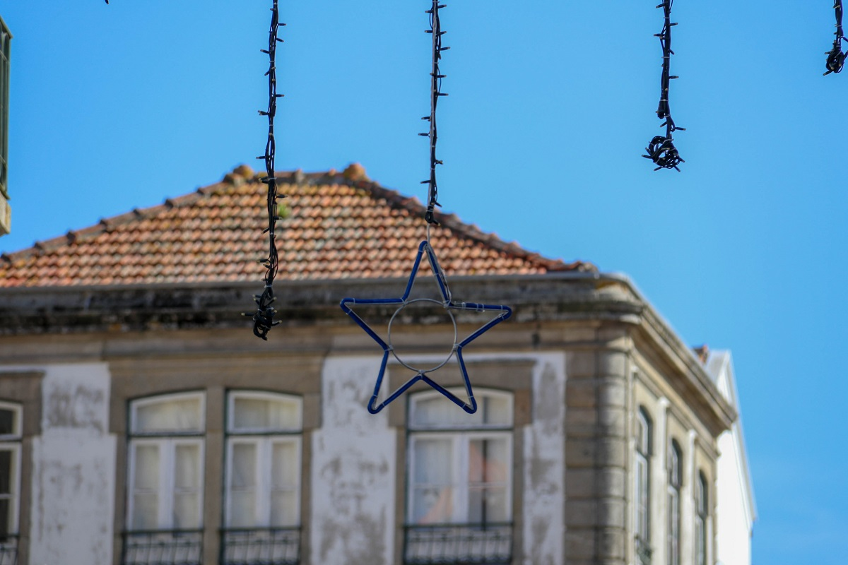 Natal chegou mais cedo a Viana do Castelo