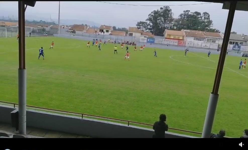 SC Vianense perde com Merelinense em jogo antecipado da 3ª jornada do Campeonato de Portugal