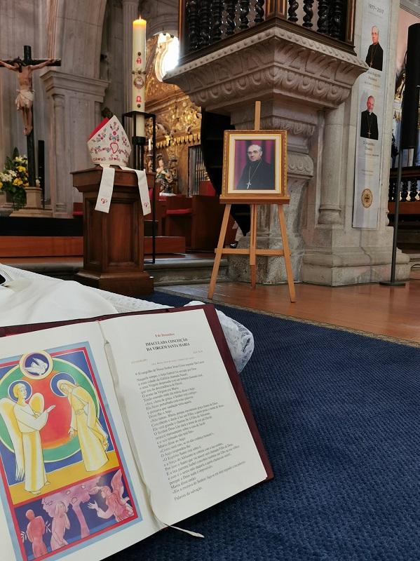 Restos mortais de D. José Augusto já se encontram na Sé Catedral
