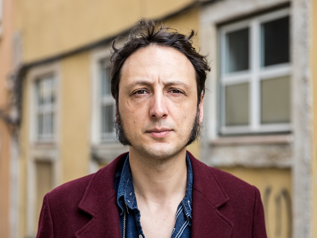 Samuel Úria apresenta novo álbum em Ponte de Lima