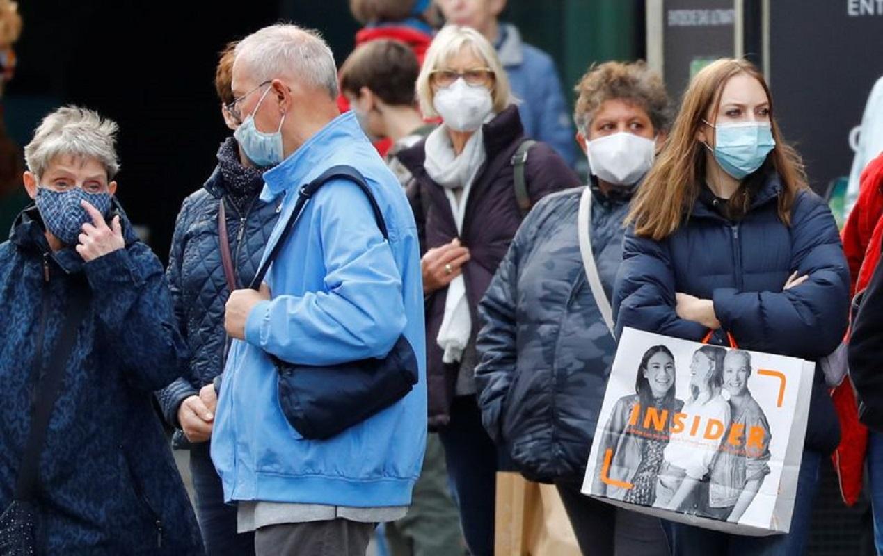 Parlamento aprova máscara obrigatória na rua