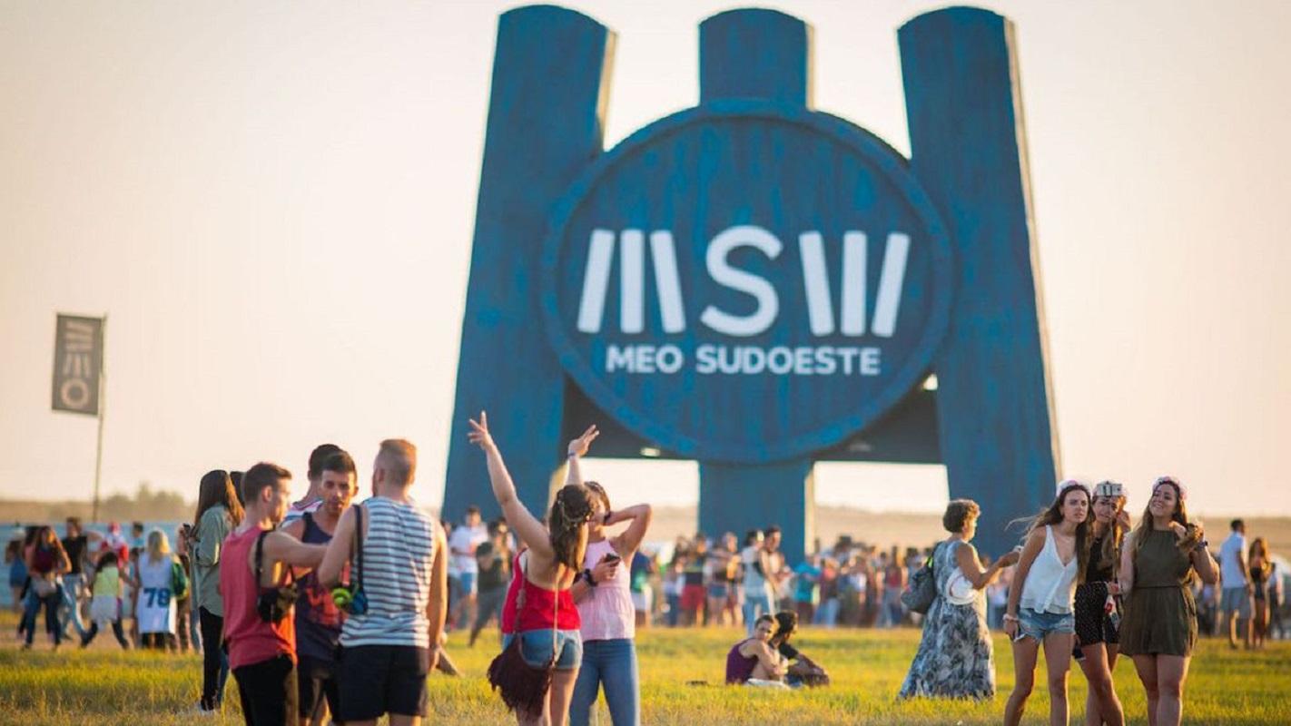 Meo Sudoeste é o Melhor Festival do ano nos Iberian Festival Awards