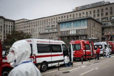 Covid-19: Vinte mortes e mais 3.396 infeções nas últimas 24 horas