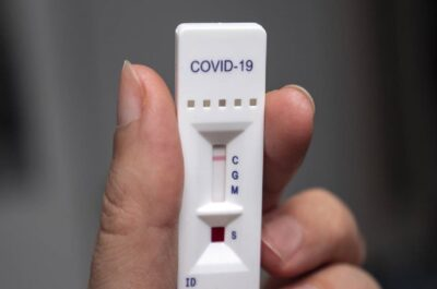 Covid-19: Testes rápidos deixam de ser comparticipados a partir de outubro