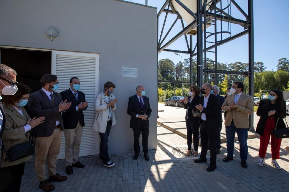 Secretária de Estado do Ambiente inaugurou nova ETAR de Ponte de Lima