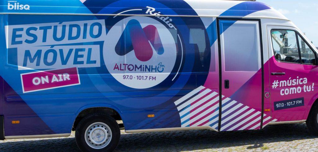 Viana em Movimento: Emissão em direto de Vila Nova de Anha