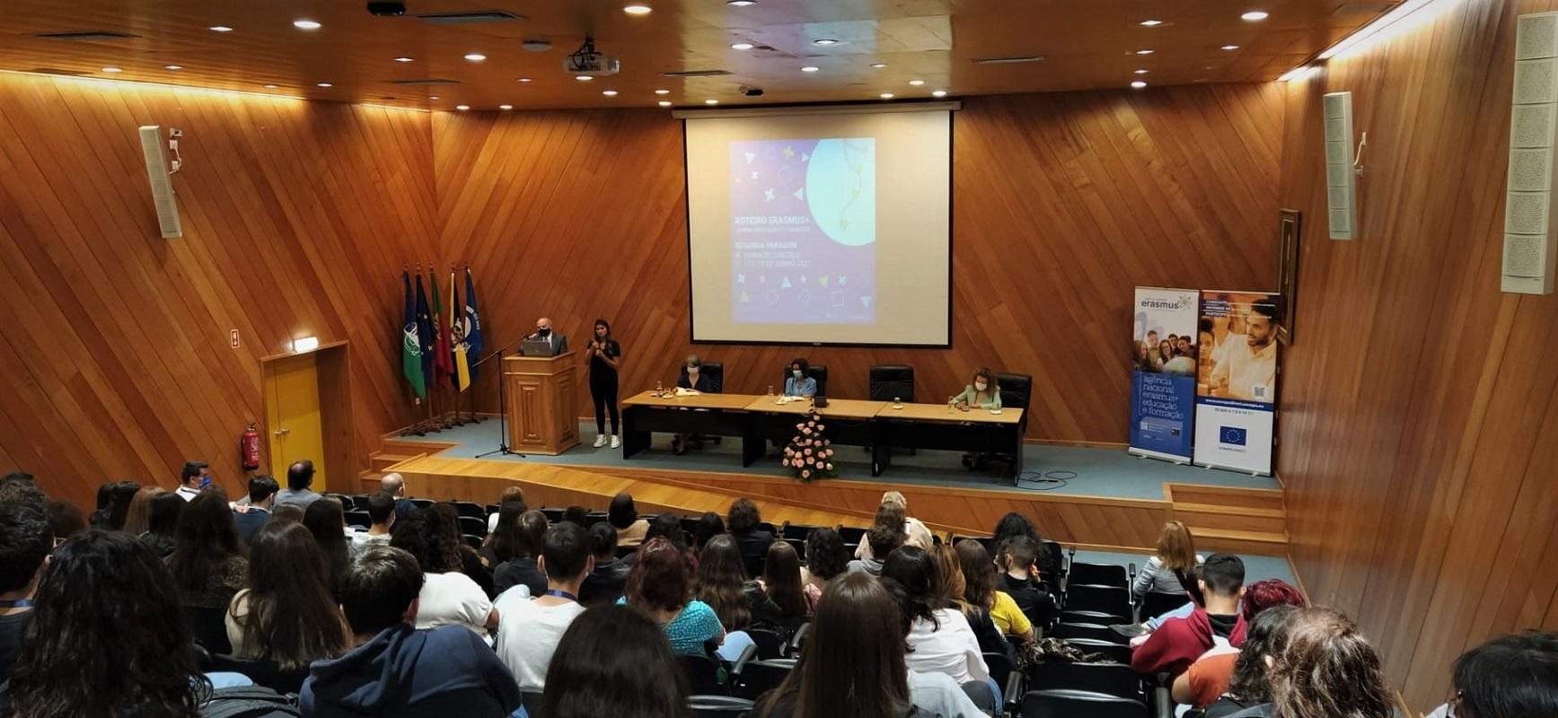 IPVC acolheu a segunda paragem do Roteiro Erasmus+ Jovens Educação e Formação