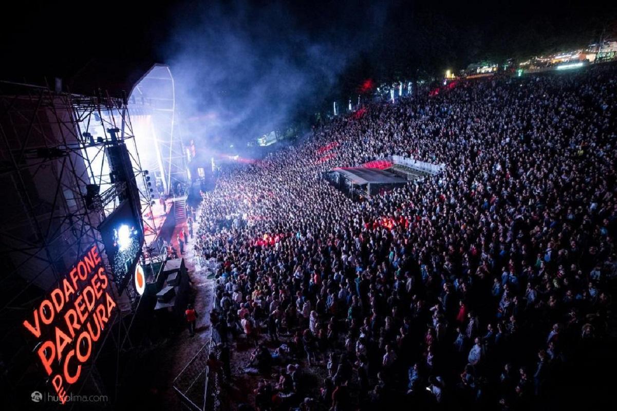 Festival Paredes de Coura adiado para 2022