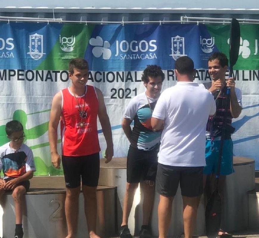 Atletas do Darque Kayak Clube conquistam medalhas no Campeonato Nacional de Paracanoagem
