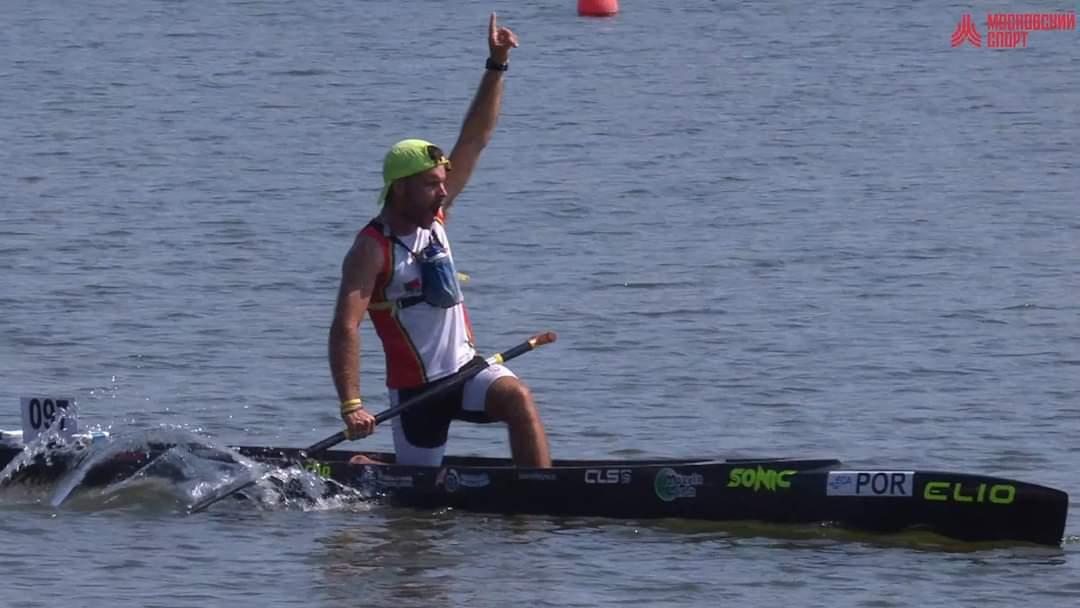 O vianense Sérgio Maciel é Campeão da Europa