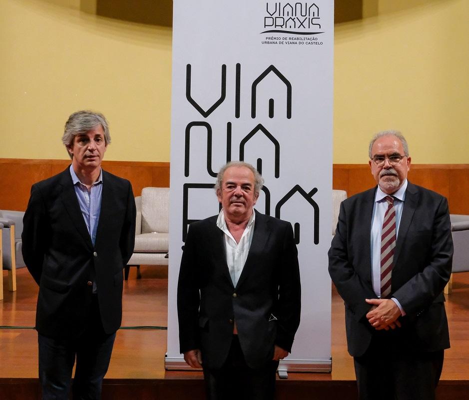 Viana Práxis distingue arquiteto Fernando Távora pelo contributo no desenvolvimento urbanístico de Viana do Castelo