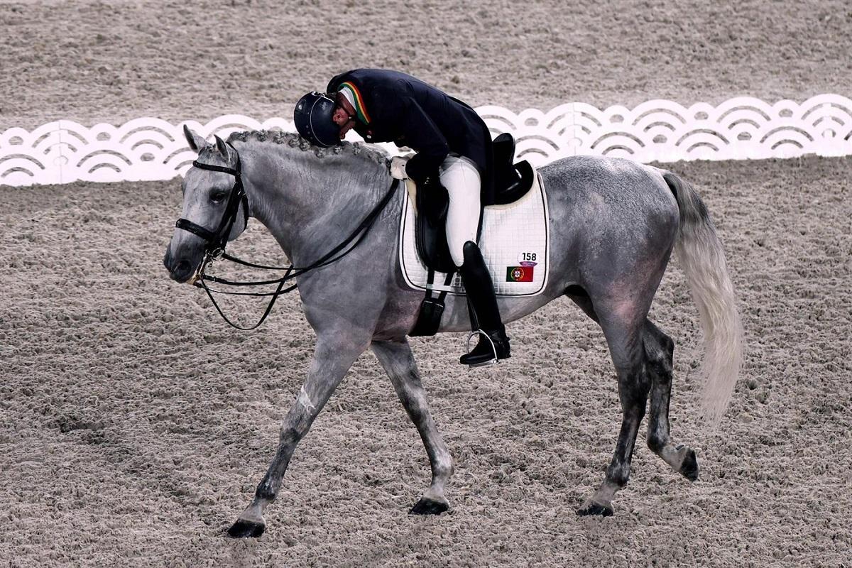 Tóquio2020: Portugal oitavo na final de ensino em equestre
