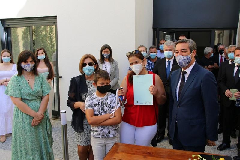 Arcos de Valdevez: Autarquia entrega apartamentos a famílias jovens